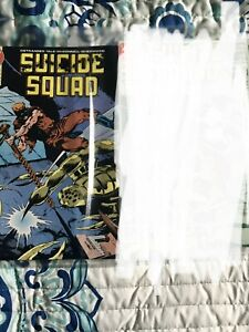 SUICIDE SQUAD  #12 (newsstand), 46  (DC 1987 SERIES)  Vf