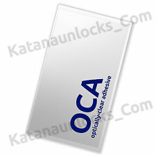 OCA Adhesive for lens screen repair of Samsung Galaxy S4 SIV i9505 i9500
