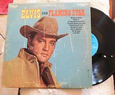 ELVIS PRESLEY  Sings Flaming Star LP RCA Camden CAS-2304 1969 BLUE LABEL 0E CANA