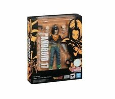 SDCC 2020 DRAGON BALL Z S.H. FIGUARTS ANDROID 17 EVENT EXCLUSIVE FIGURE RARE