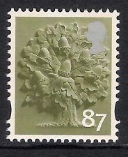 England 2012 EN32 87p Regional Definitive stamp MNH ex EN18c