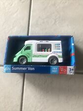 Carousel Summer Van Age 3+ Lights and Sounds Ice Cream