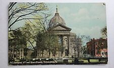 1907 Postcard Philadelphia PA R.C. Cathederal, 18th and Race Sts.