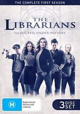 The Librarians Season 1 - DVD Region 4