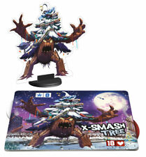 King of Tokyo X-Smash Tree Christmas Holiday Promo Card Monster NEW