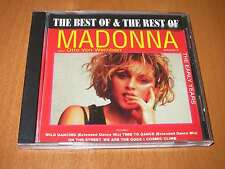MADONNA - THE BEST OF & THE REST OF - VOLUME 2 - CD ALBUM 10 TRACKS ( LIKE NEW )