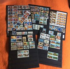 More details for united states of america unmounted mint stamp collection 1980s-1990s refus5