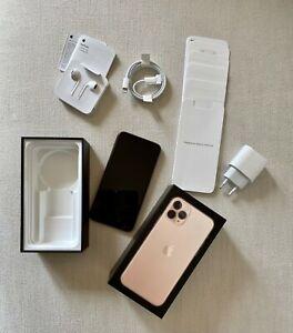 Apple iPhone 11 Pro Gold - 64GB - Oro A2215 -Completo di tutto