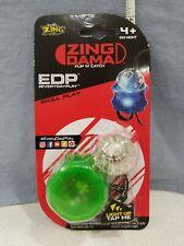 Zing Dama Flip 'N' Catch Green Finger Trick Fidget Skill Play EDP #Everydayplay