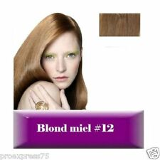 KIT EXTENSIONS A CLIPS CHEVEUX 100%25 NATURELS REMY HAIR 64G 85G 125G 42,49,60 CM