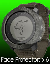 Suunto Traverse Alpha watch face protectors x 6 protection