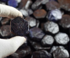 Star Blue Sapphire Natural African Gemstone Rough Lot 5000 Ct/1Kg Hexagon Cut
