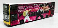 """RIETZE 67779 – BUS MAN LION'S CITY DL07 – BVG """"STARS IN CONCERT"""" – 1:87"""