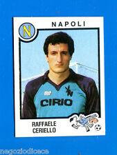 CALCIATORI PANINI 1982-83 - Figurina-Sticker n. 186 - CERIELLO - NAPOLI -Rec