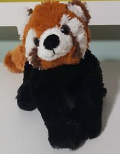 3ce5fcddab8e WILD REPUBLIC RED PANDA FIREFOX PLUSH TOY! SOFT TOY ABOUT 15CM SEATED KIDS  TOY!