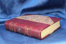 Book Le moulin Du Frau. Eugene Le Roy. French. 1927 Libro en francés.