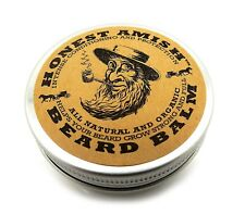 Honest Amish Beard Balm - Men's Leave In Beard Conditioner (2 oz)