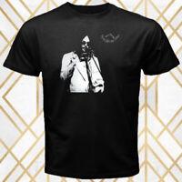 Neil Young Tonight's The Night Album Legend Men's Black T-Shirt Size S - 3XL