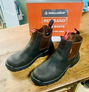 Red Bands Safety Boost Size 9