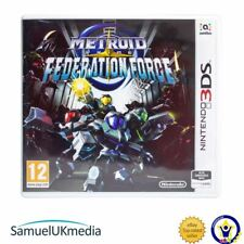 Metroid Prime: Federation Force (Nintendo 3DS) **GREAT CONDITION**