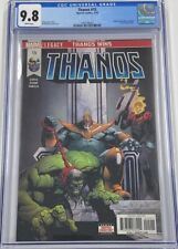 Marvel Thanos #15 Frank Castle Cosmic Ghost Rider CGC 9.8 Donny Cates 1st Print