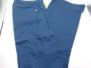 Healing Hands Medical Scrub Pant XL 9022 Caribbean New With Tags
