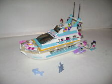 LEGO 41015 FRIENDS Dolphin Cruiser Building Toy SEALED BOX RETIRED