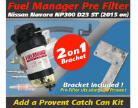 Pre Filter Kit for Nissan Navara 2015-on NP300 2.3L