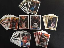 1993-94 Season Lot Basketball Trading Cards