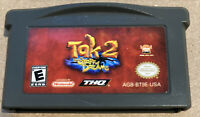Tak 2: The Staff of Dreams (Nintendo Game Boy Advance, 2004) Authentic Tested!