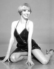 1970-1979 SANDY DUNCAN b/w glamour portrait photo (Celebrities)