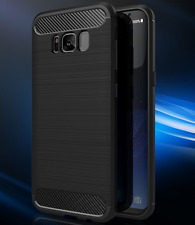 Samsung Galaxy S8 Case Silicon Soft Case Scratch Resistant Protector Cover