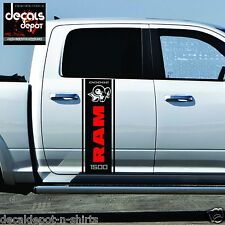 Bed Fender Doors Fits DODGE Ram Hemi, 1500, 2500HD, 3500HD 2007 to 2017