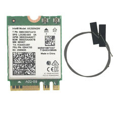 Intel Wi-Fi  AX200 NGW MU-MIMO 802.11ax/ac Wifi Bluetooth 5.0 network Card WIN10
