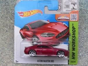 Hot Wheels 2015 #250/250 Aston Martin Dbs Rouge