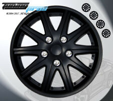"""Rims Cover Wheel Skin Covers 15/"""" Inches ABS Plastic Hubcap 4pcs Style #B006"""