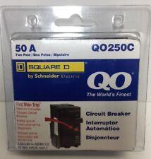 (New) Square D Circuit Breaker 50 Amp Cd