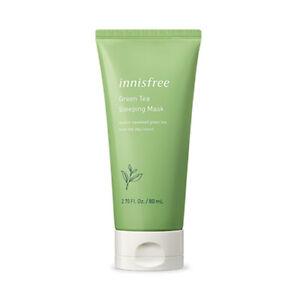 [INNISFREE] Green Tea Sleeping Mask 80ml (Tube) / Korea Cosmetic