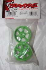 TRAXXAS - Jantes VOLK RACING TE37  Nylon vert - 26 x 48 x 12 mm 2475