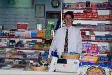 673092 Pharmacy Counter A4 Photo Print