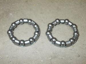 Thompson 9B 1/4 bottom bracket bearing races X2