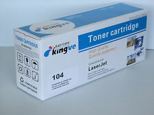 1PK Compatible Black Toner for Canon 104 fits L90 L120 MF4100 MF4690