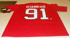 Team Canada 2014 Sochi Winter Olympics Hockey M Red Steven Stamkos T Shirt