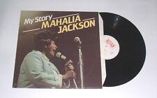MY STORY - Mahalia Jackson VINILE 33g (9)