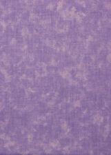 Pretty Purple Tonal Blender For Quilt Craft Sew Scrapbooking Cotton Fabric YARD