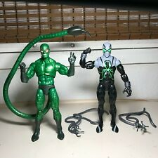 "Marvel Legends Superior Octopus & Scorpion Figure LOT Hasbro 6"" Spider-Man set"