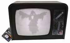 Halloween 31cm Motion Sensor Animated Haunted TV Light & Sound Decoration Prop