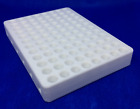 Magnetic beads separator rack for Ampure beads made in 96 wells plate format