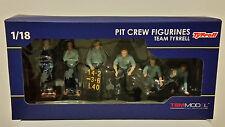 True Scale Miniatures TSM12AC12 - 1:18 Scale Tyrrell Pit Crew Set