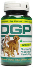 AMERICAN BIOSCIENCE - DGP (Dog Gone Pain) Flexibility For Dogs - 60 Tablets